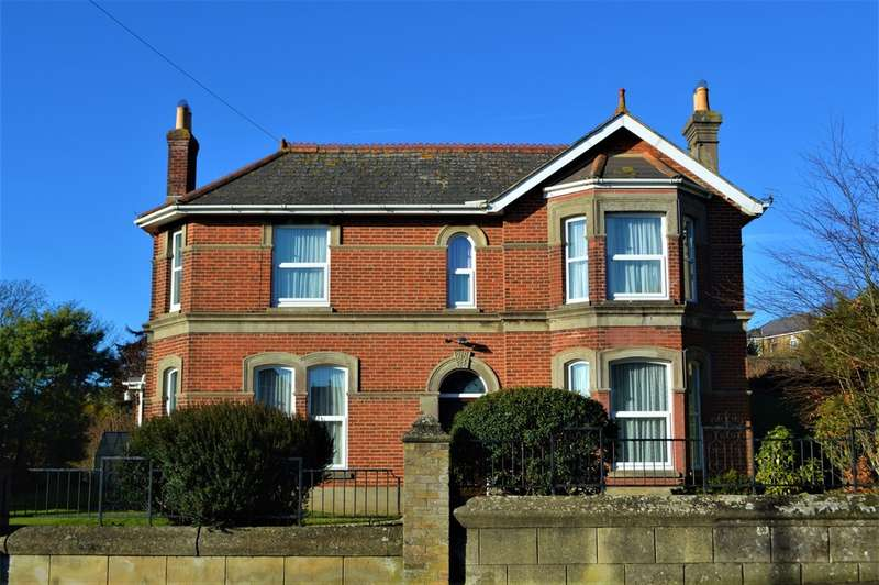 6 Bedrooms Detached House for sale in Arthurs Hill, Shanklin
