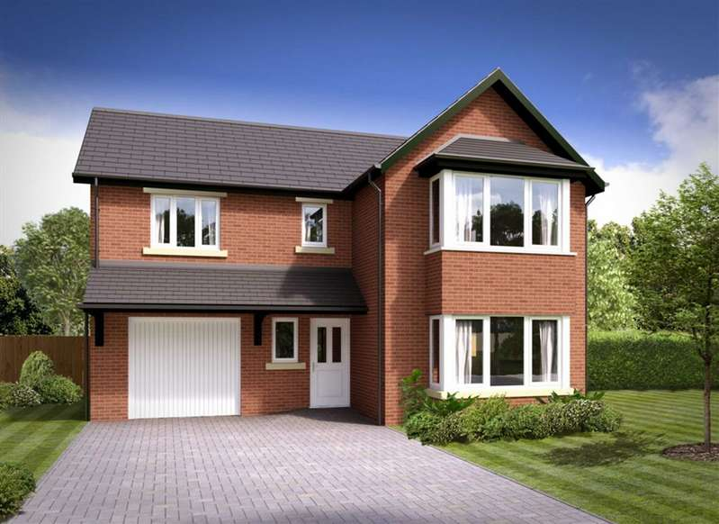 4 Bedrooms Detached House for sale in The Grasmere - Plot 25, Barrow-in-Furness, Cumbria