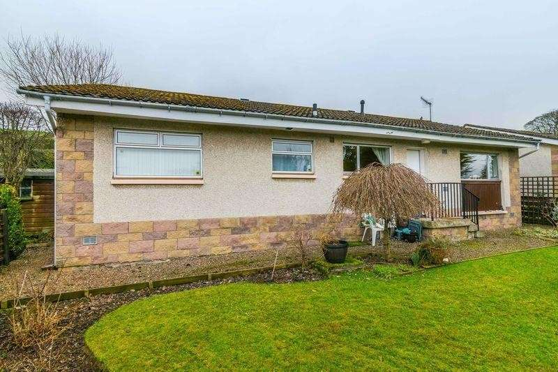 3 Bedrooms Property for sale in 5 Westwood Gardens, Galashiels, Scottish Borders, TD1 1RD