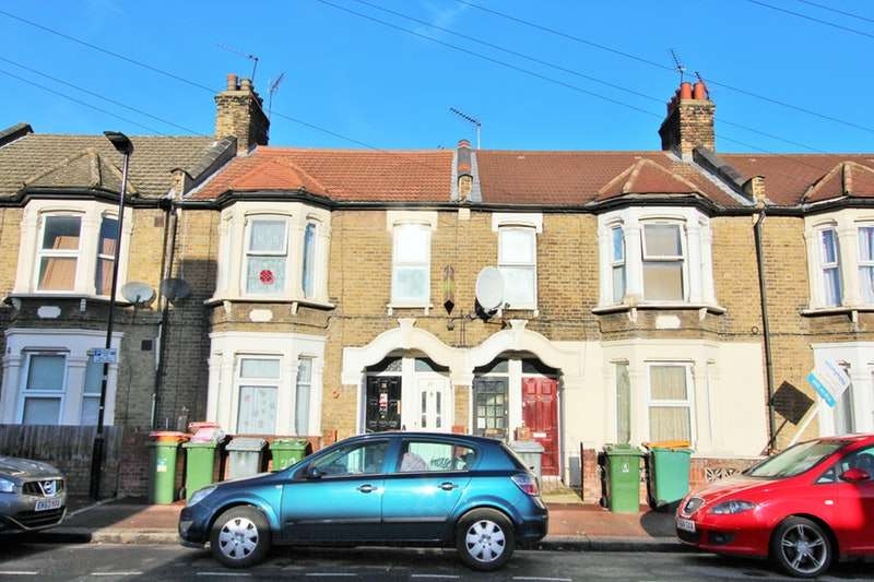 3 Bedrooms Maisonette Flat for sale in Kildare Road, London, London, E16