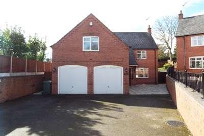 5 Bedrooms Detached House for rent in Joseph Close, Cropston, LE7 7GJ
