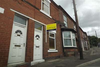 3 Bedrooms Terraced House for rent in Duke Street, Staveley, Chesterfield.