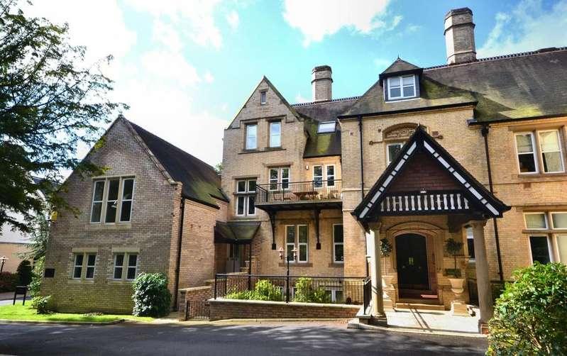 2 Bedrooms Apartment Flat for sale in Needham Hall, Dundreggan Gardens, Didsbury