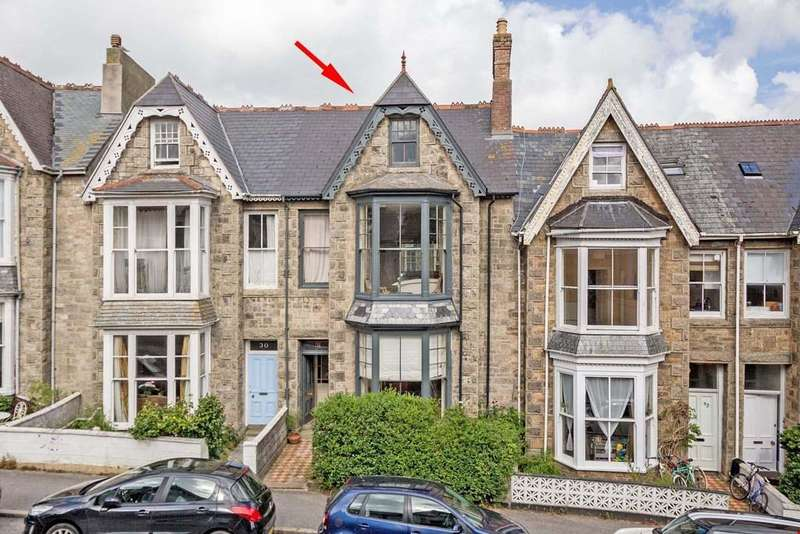4 Bedrooms Terraced House for sale in Morrab Road, Penzance, West Cornwall, TR18
