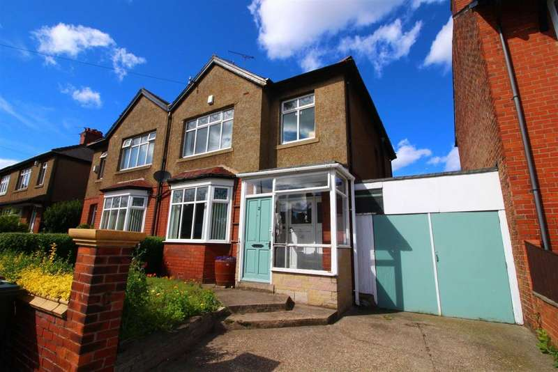 3 Bedrooms House for sale in Queen Alexandra Road West, North Shields