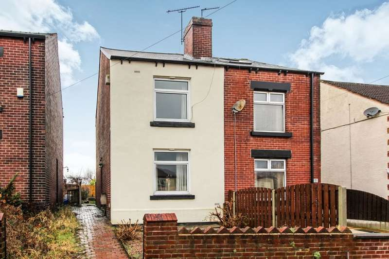 2 Bedrooms Semi Detached House for sale in Cartmell Road, Sheffield, S8