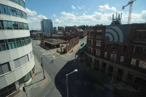3 Bedrooms Apartment Flat for sale in Bloomsbury Court, Nottingham, Nottinghamshire, NG1 1DG