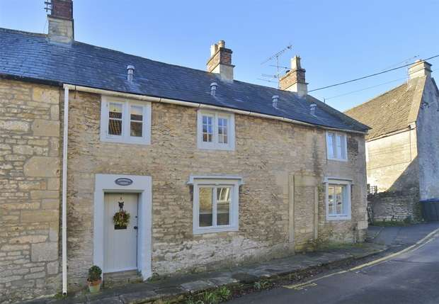 2 Bedrooms Cottage House for sale in 2 Tutton Hill, Colerne, Wiltshire