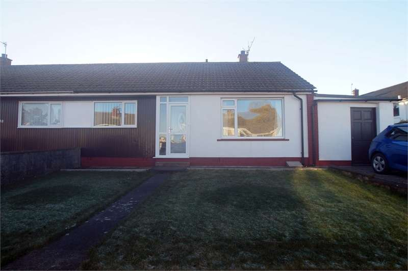 2 Bedrooms Semi Detached Bungalow for sale in CA20 1PE Wasdale Park, Seascale, Cumbria