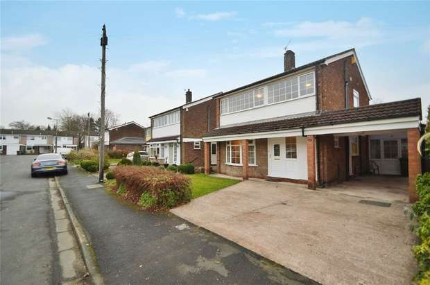 4 Bedrooms Detached House for rent in Abingdon Road, Bramhall, Stockport, Cheshire