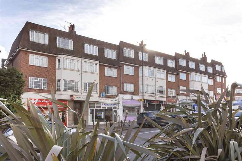 3 Bedrooms Apartment Flat for sale in Crown Point, Beulah Hill, London
