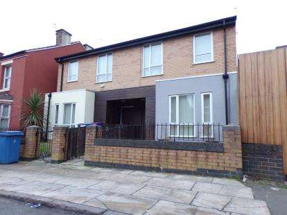 3 Bedrooms Semi Detached House for sale in Wordsworth Street, Liverpool, Merseyside, England, L8