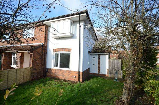 1 Bedroom End Of Terrace House for sale in Lysander Close, Woodley, Reading