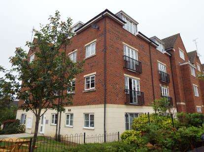 1 Bedroom Flat for sale in Edison Way, Arnold, Nottingham