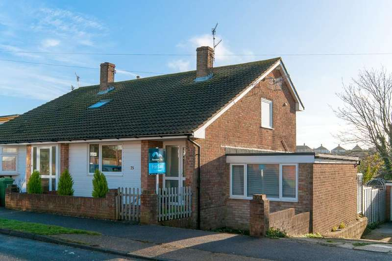 3 Bedrooms House for sale in Sherwood Road, Seaford, BN25 3ED
