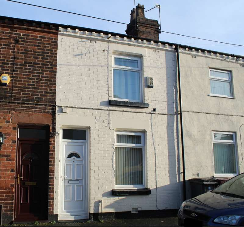 2 Bedrooms Terraced House for sale in Evelyn Avenue Prescot L34