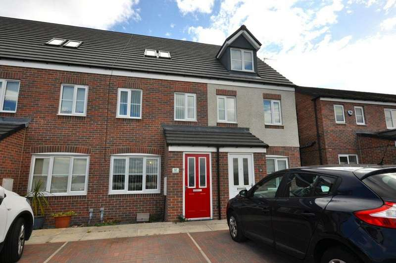 3 Bedrooms Town House for sale in Corning Road, Sunderland