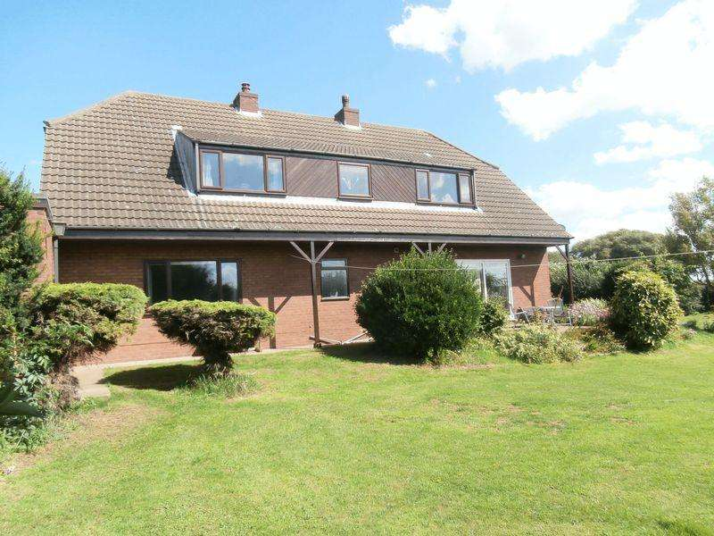4 Bedrooms Detached House for sale in Marsh Lane, Keyingham