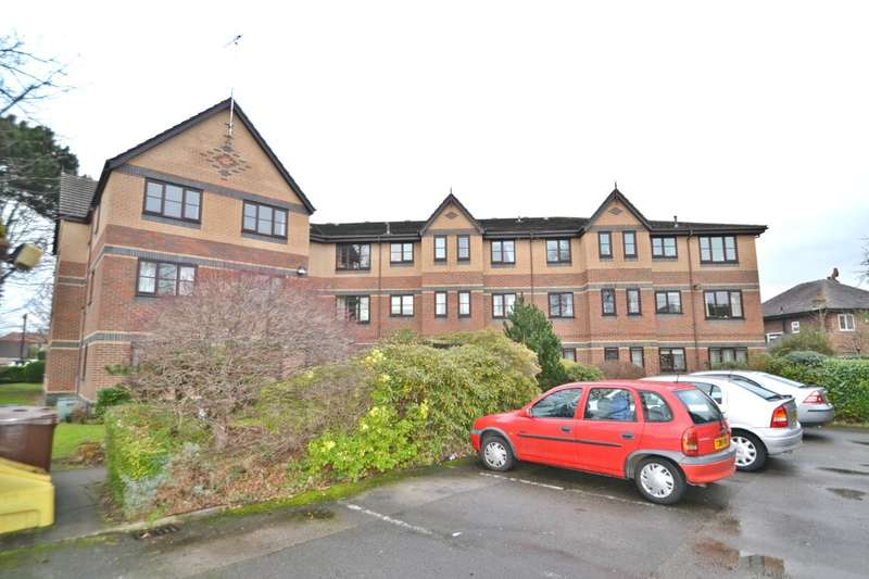 2 Bedrooms Flat for sale in Gatley Road, Cheadle