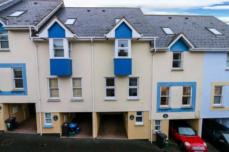 3 Bedrooms Town House for sale in St James Mews, Teignmouth
