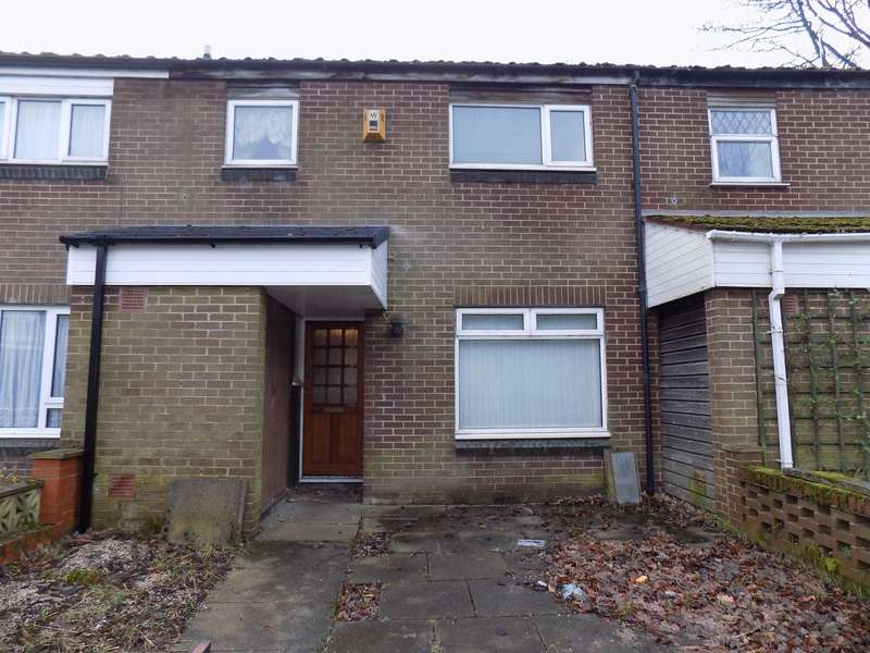 3 Bedrooms Town House for sale in Sheldon Close, Farnworth, Bolton, BL4