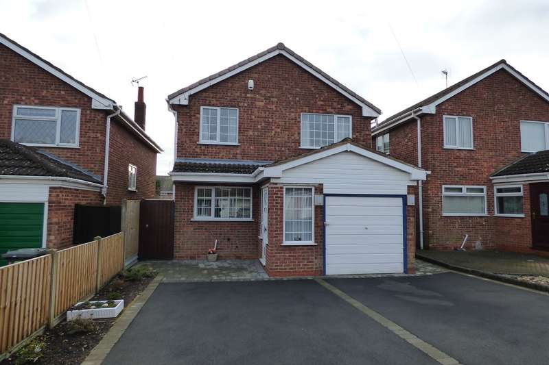 4 Bedrooms Detached House for sale in Radnor Drive, Arbury View, Nuneaton, CV10