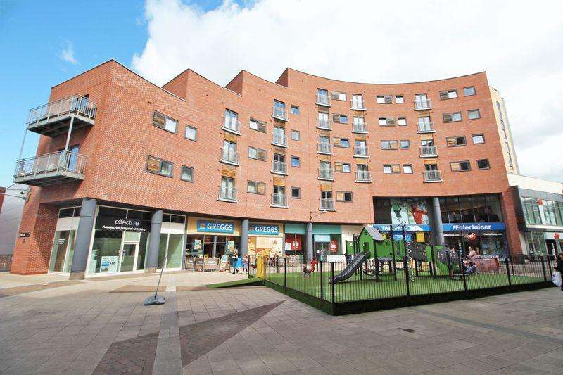 1 Bedroom Apartment Flat for sale in Meadow Court, Wrexham