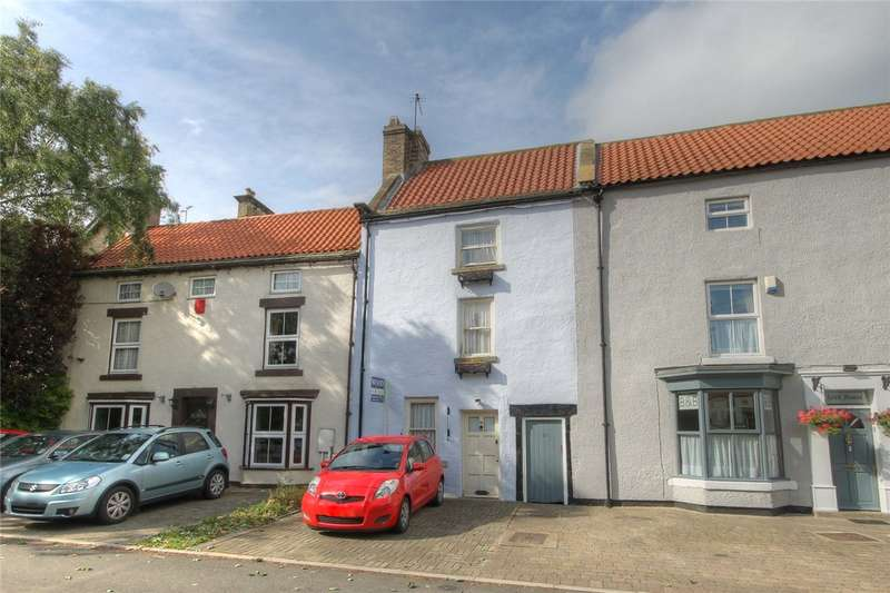 2 Bedrooms Terraced House for sale in Front Street, West Auckland, Bishop Auckland, DL14