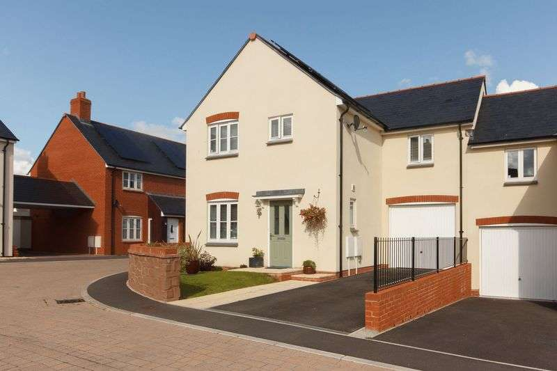4 Bedrooms Property for sale in Creedy View Sandford, Crediton