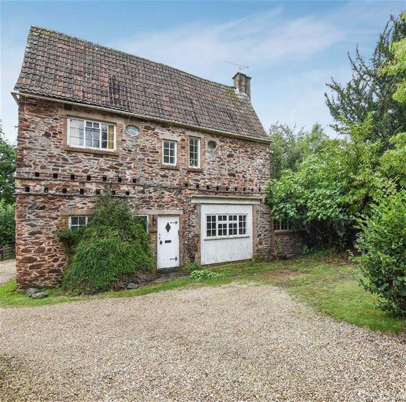 3 Bedrooms Detached House for sale in Lodes Lane, Kingston St Mary, Taunton, Somerset, TA2