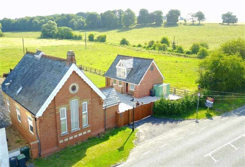 3 Bedrooms Cottage House for sale in Tarrant Keyneston, Blandford Forum, Dorset