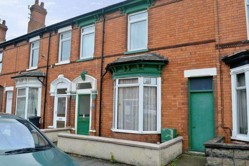3 Bedrooms Town House for sale in Cranwell Street, Lincoln