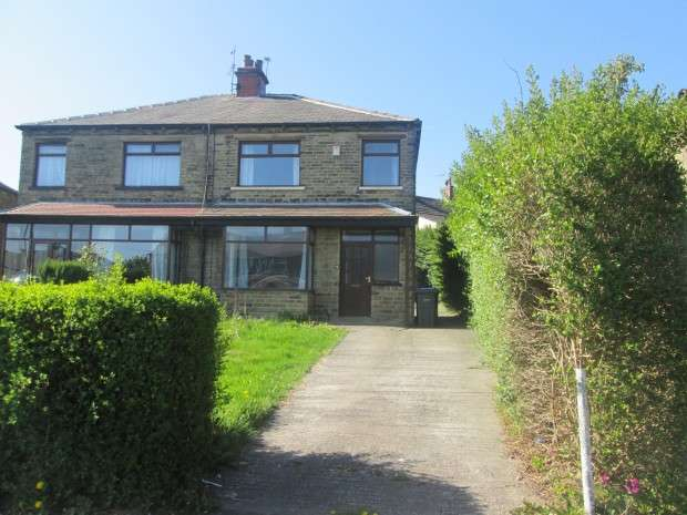 3 Bedrooms Semi Detached House for rent in Briarwood Drive, Wibsey, BD6