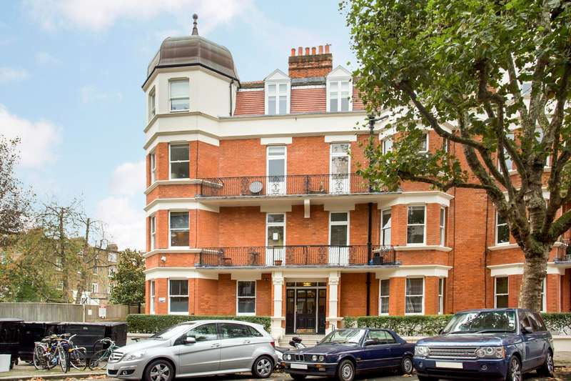 3 Bedrooms Flat for sale in Castellain Mansions, Castellain Road