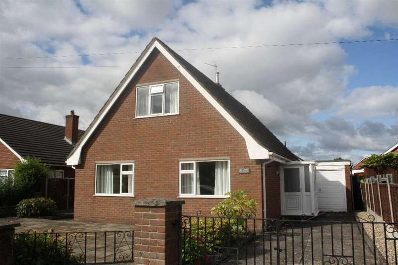 3 Bedrooms Detached Bungalow for rent in Tanyfoel Drive, Llanymynech