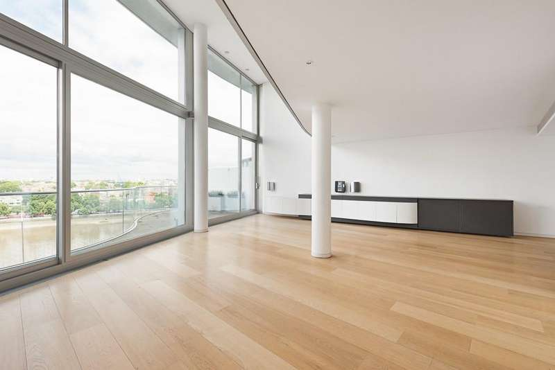3 Bedrooms Flat for rent in Albion Riverside, Hester Road, Battersea, London, SW11