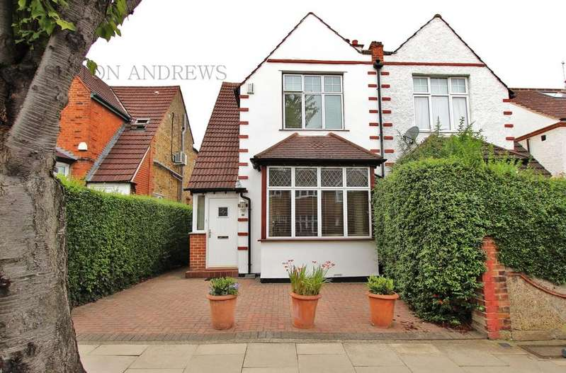 4 Bedrooms House for sale in Selby Road, Ealing, W5
