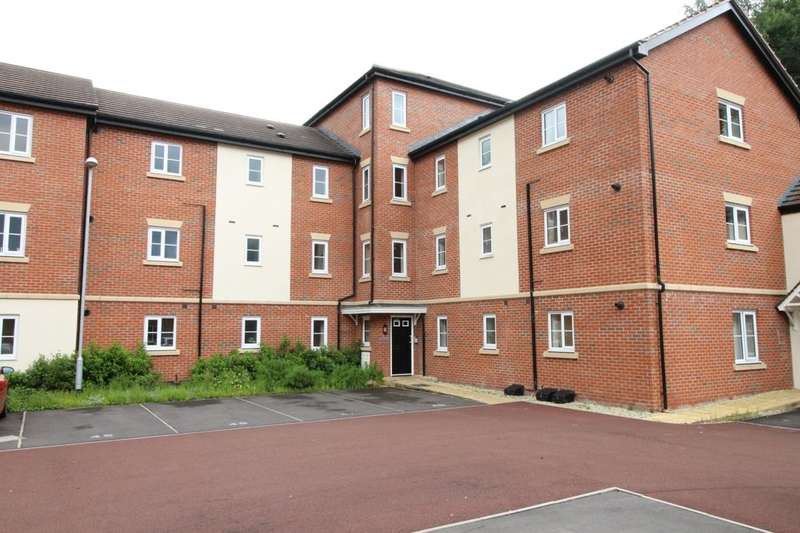 2 Bedrooms Flat for rent in Bath Vale, Congleton, CW12