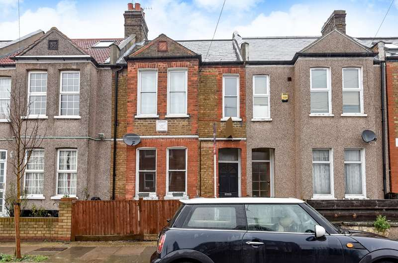 1 Bedroom Flat for sale in Fortescue Road, Colliers Wood, SW19