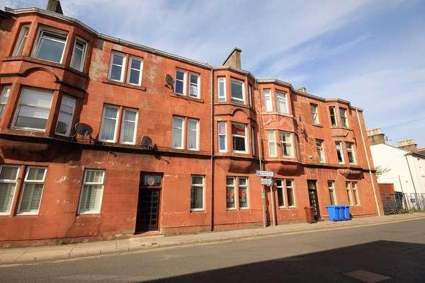 1 Bedroom Flat for sale in 1/L 5 Gateside Street, Largs, KA30 9LF