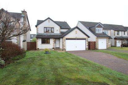 4 Bedrooms Detached House for sale in Drummond Place, Falkirk