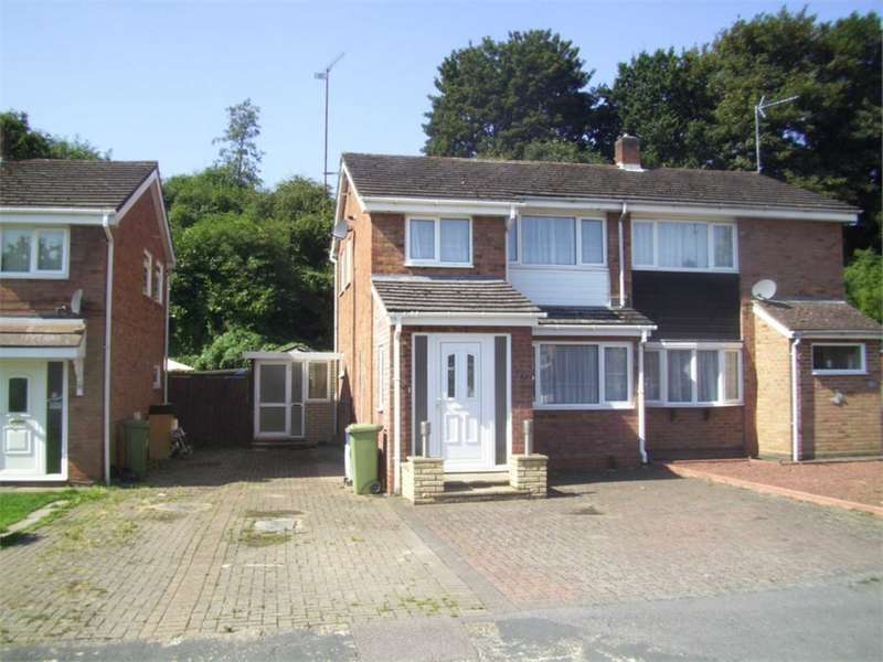 3 Bedrooms Semi Detached House for rent in Bettina Grove, Bletchley