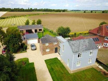 5 Bedrooms Detached House for sale in Pilleys Lane, Boston, Lincs, England