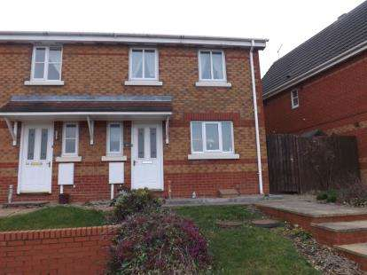 3 Bedrooms Semi Detached House for sale in Howe Road, Whitwick, Coalville