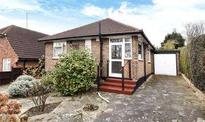 2 Bedrooms Detached Bungalow for sale in Footbury Hill Road, Orpington