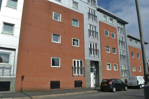 3 Bedrooms Apartment Flat for sale in Mono Building, Marlborough Street, Liverpool