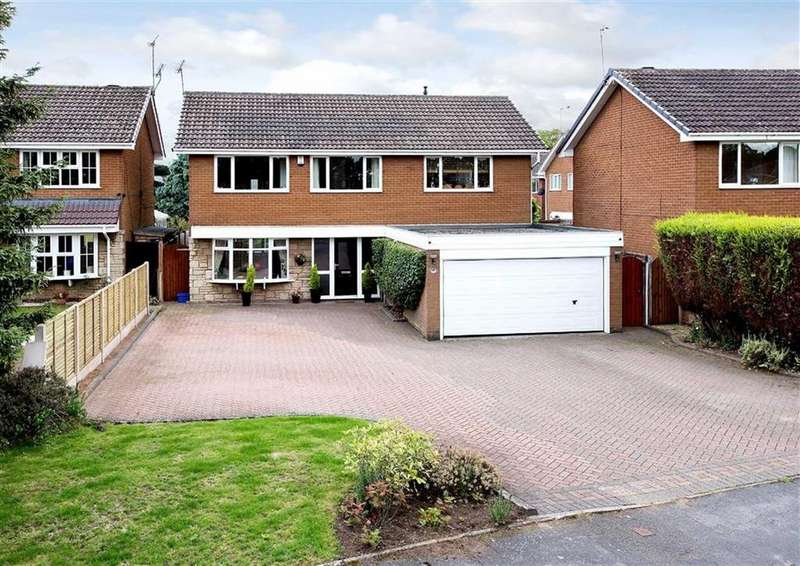 4 Bedrooms Detached House for sale in 4, Woodford Way, Wombourne, Wolverhampton, South Staffordshire, WV5