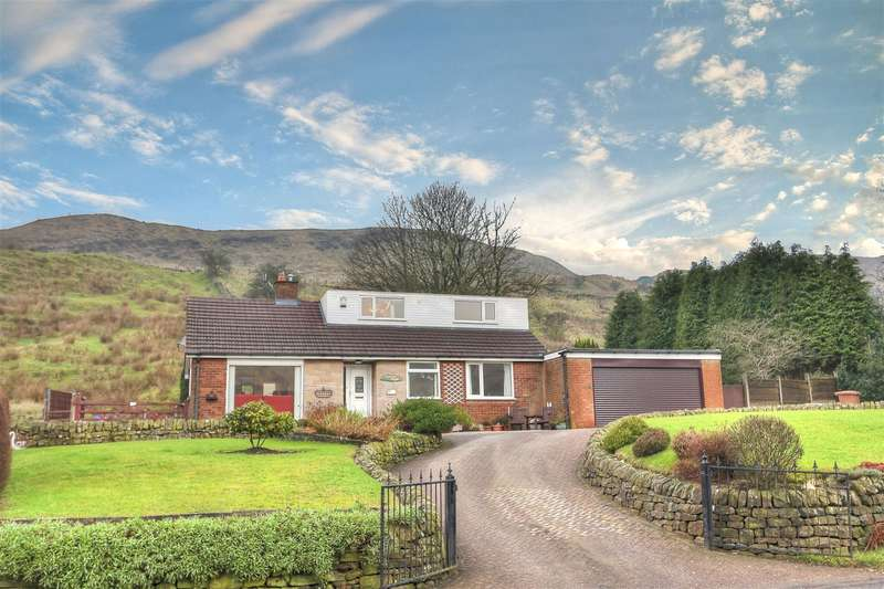 4 Bedrooms Detached Bungalow for sale in Summit, Littleborough, OL15 9LY
