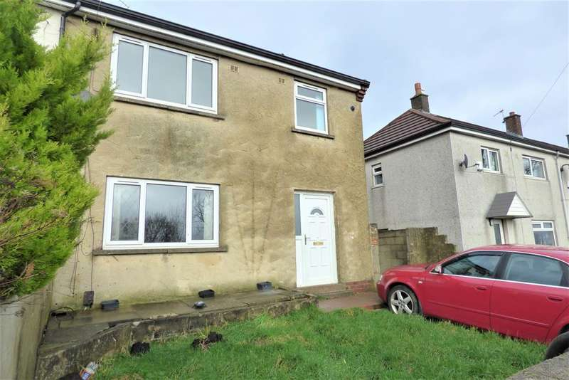 3 Bedrooms Semi Detached House for rent in North Dean Road, Keighley, BD22 6QS