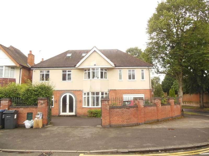 4 Bedrooms Detached House for sale in Portmand Road, Kings Heath, Birmingham B13
